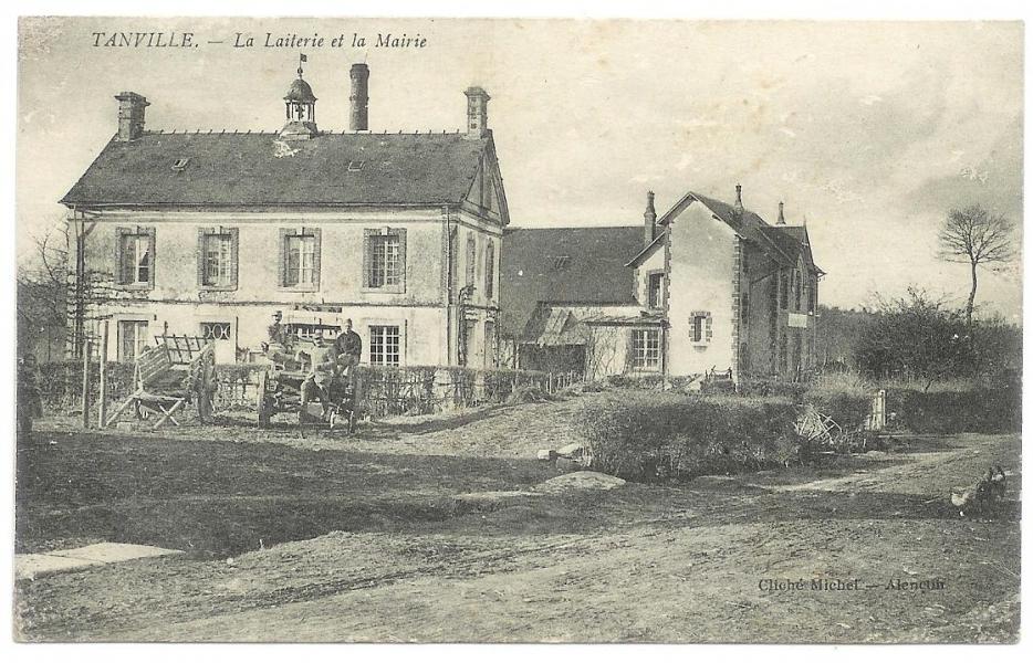 mairie et laiterie