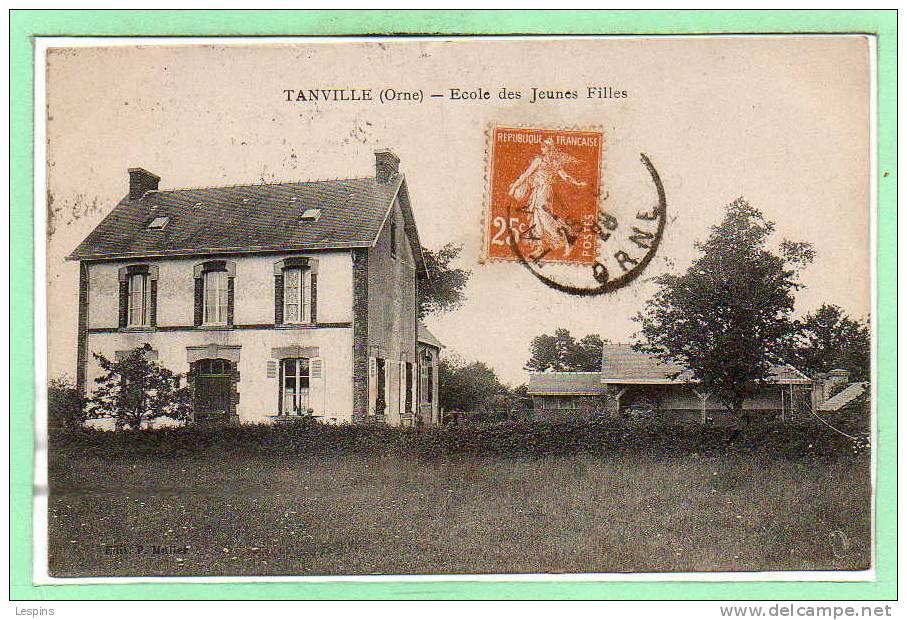 Tanville-ecole