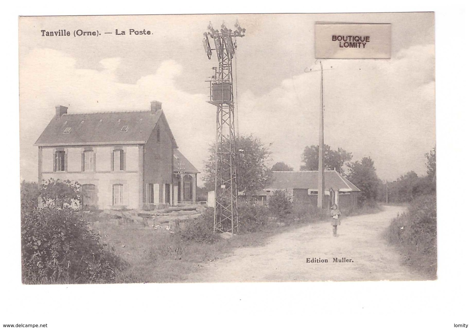 Tanville-la-poste