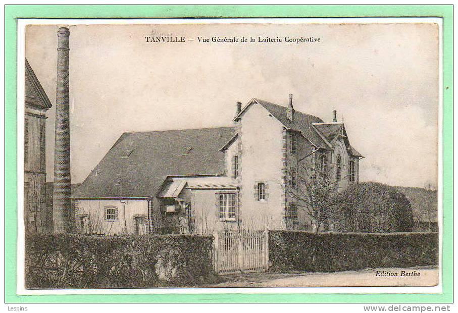 Tanville-laiterie
