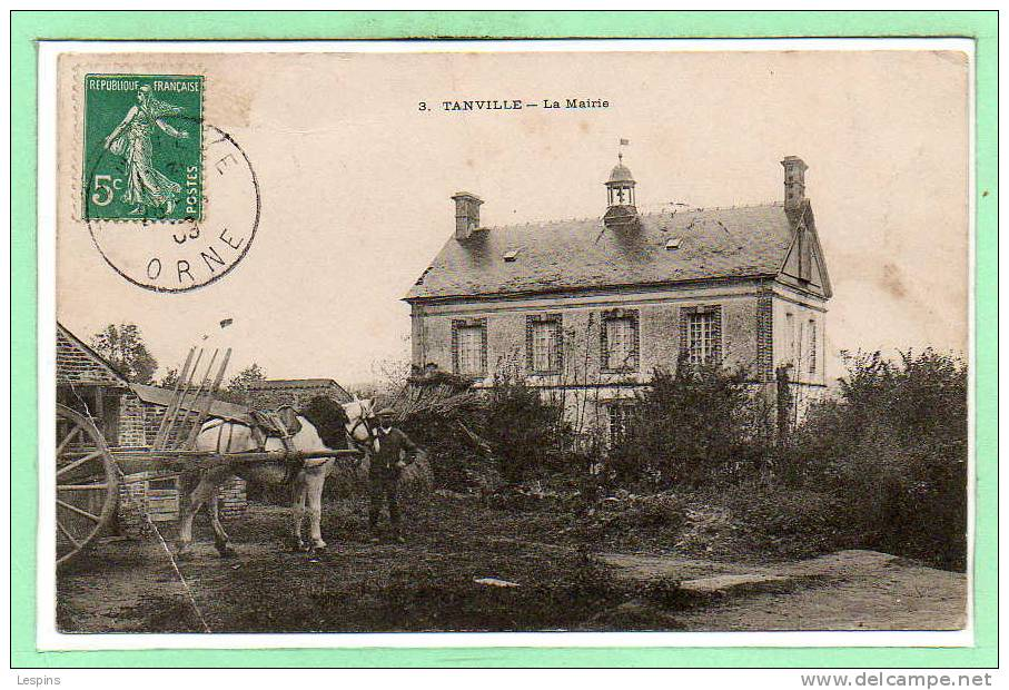Tanville-mairie
