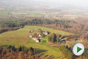 Clairière de 12 hectares